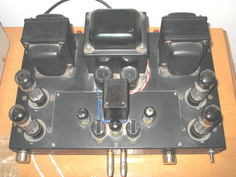 dynaco120功放电路图