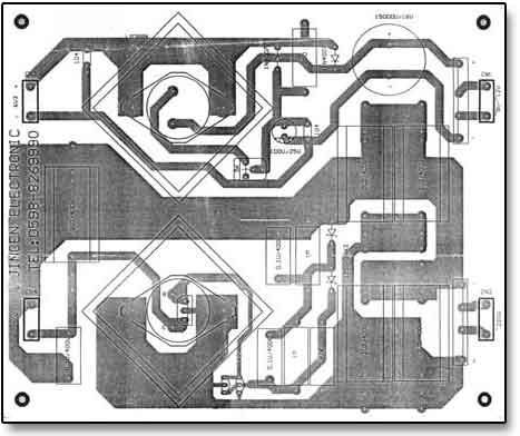 胆机晶体管稳压电源