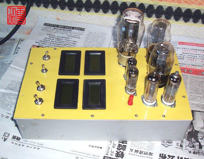 灯丝稳压电路采用的5a的lm338k