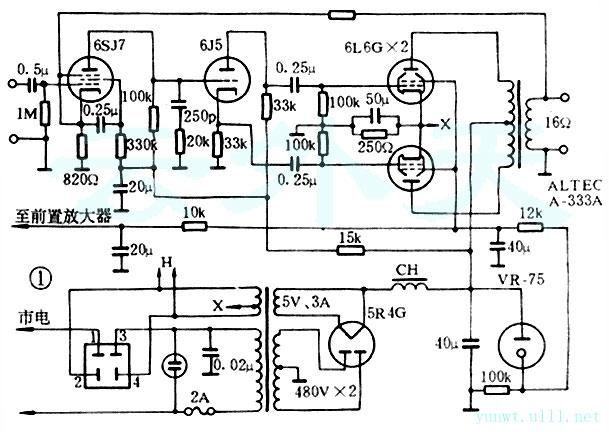 ALTEC公司的前身是WE公司的一个部门,从事音响系统的开发与生产,其早期的技术人员几乎都来自WE公司。ALTEC公司制造的剧场用扬声器系统以及驱动这些系统用的放大器是十分有名的。 专业设备与家用装置不同的是连续使用时间长,而且是每天都要使用.在这种苛刻的使用条件下采取什么方法才能保持住所要求的性能呢?