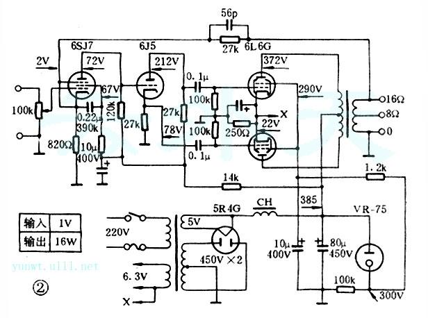 电路 电路图 电子 原理图 616_458